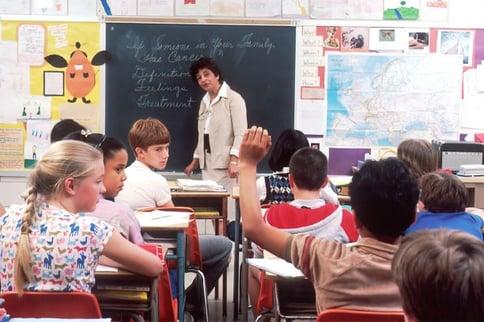 classroom small
